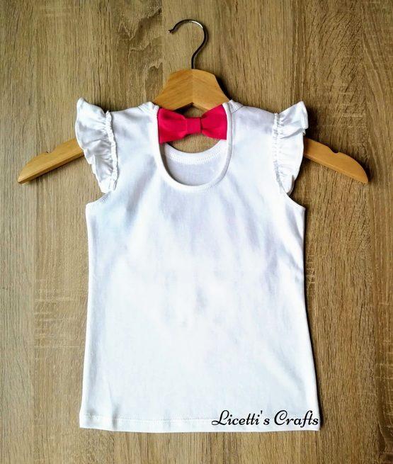 espalda camiseta algodón pima