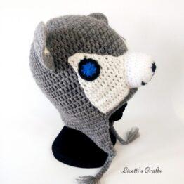 gorro lana alpaca huksy