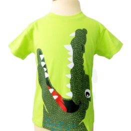 camiseta cocodrilo pima cotton