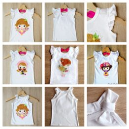 Camisetas Pima Cotton
